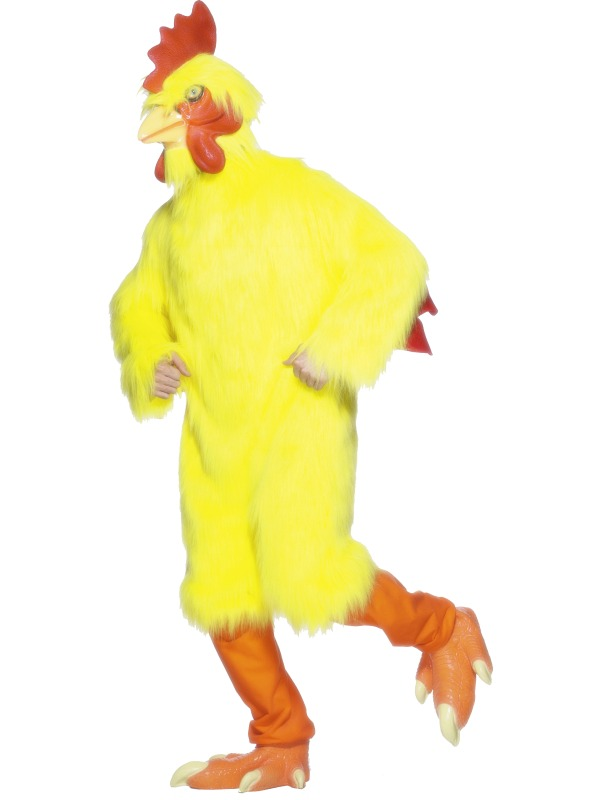 Chicken Costume adult  ef-25503 (smiffys)