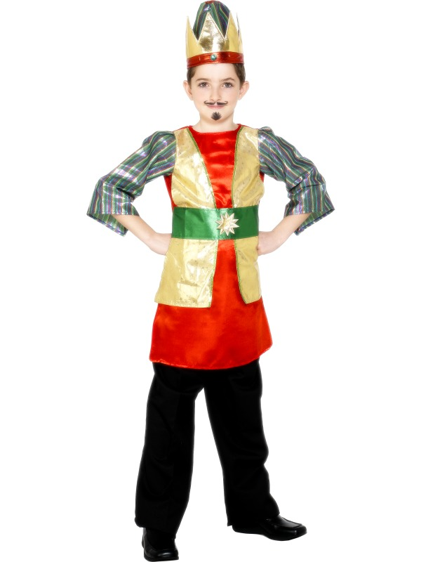 King Melchior Nativity Costume ef-28849L (smiffys)