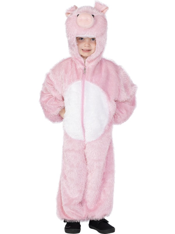 Pig Costume, age 5 - 8 ef-30784 (smiffys)