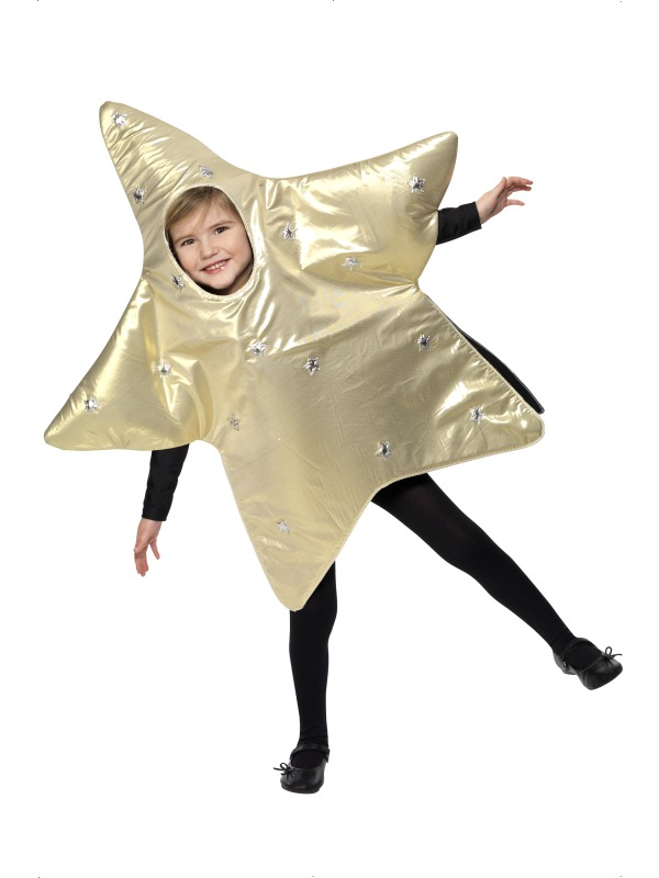 Christmas Star Costume ef-31310S (smiffys)
