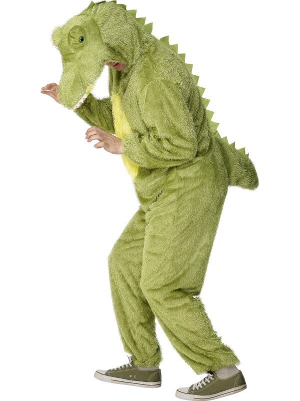 Crocodile Costume adult ef-31671M (smiffys)