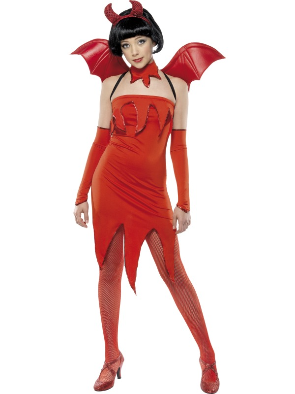 Teen Devil Pixie Costume ef-32695