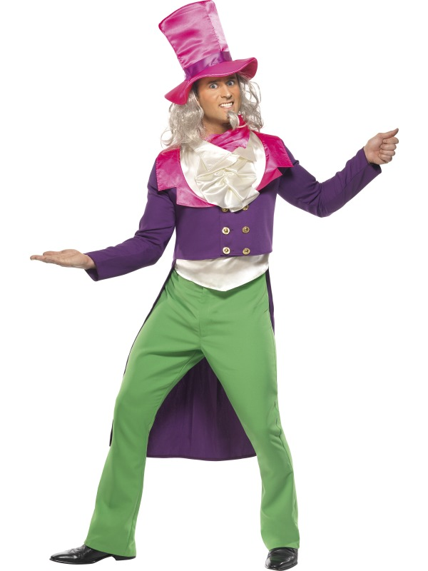 Mad Hatter Costume ef-33017M (smiffys)