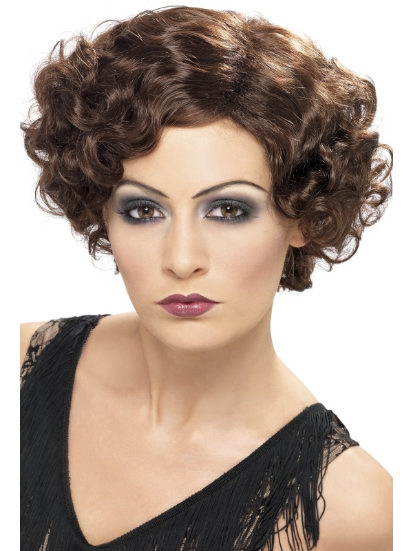 1920s Flapper Wig ef-33314 (smiffys)
