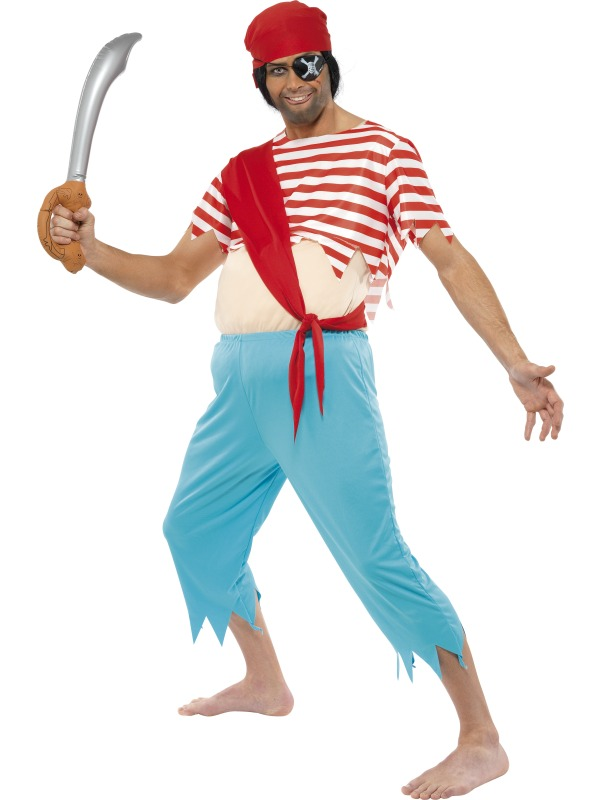 Pirate Mate Costume ef-33366