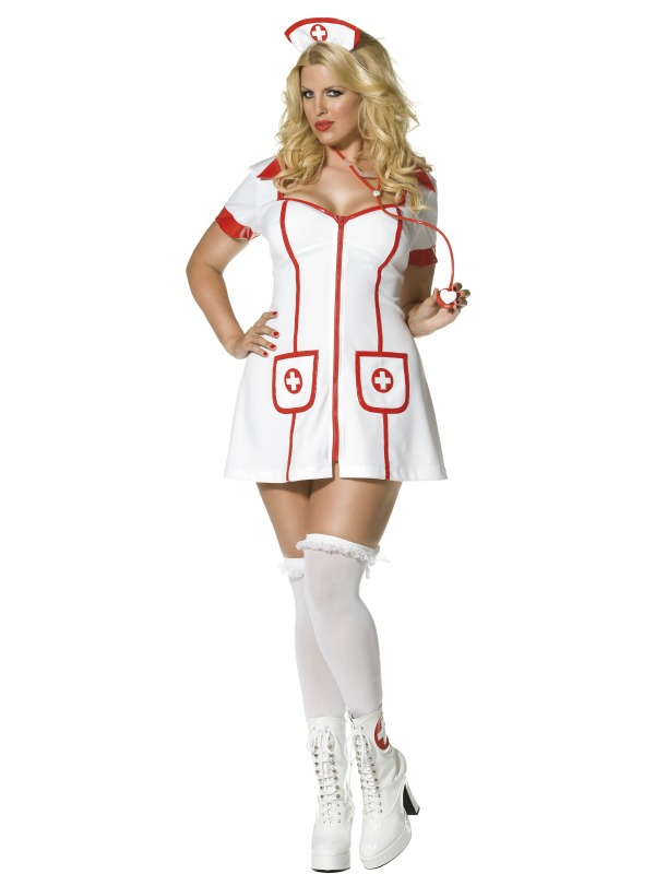 Envy Hot Nurse Costume ef-34056 (smiffys)
