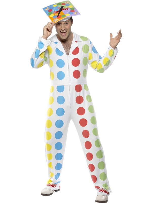 Male Twister Costume ef-34656M (smiffys)