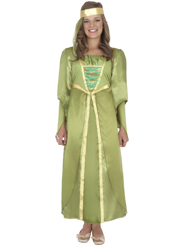 Maid Marion Costume 38644