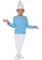 Boy Smurf costume 34267
