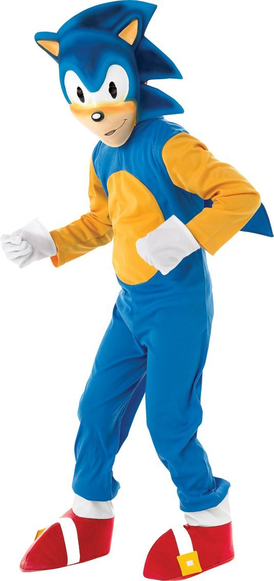 Sonic the hedgehog costume 883745