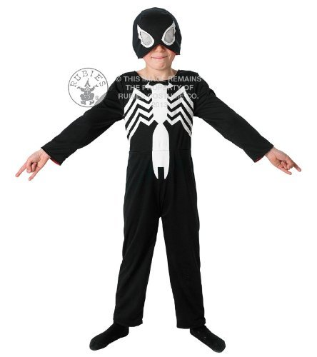 Marvel reversible black/red Spiderman costume 8895