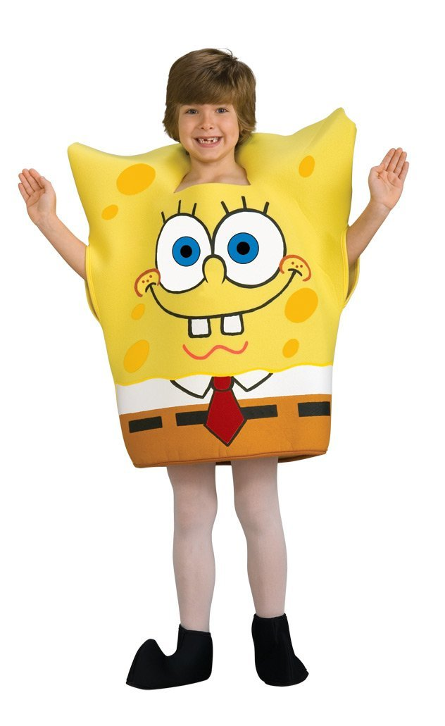 Child Spongebob square pants costume 883176