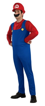 Super Mario costume adult 889228