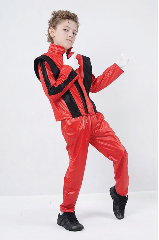 Thriller costume kids medium 6-8yrs