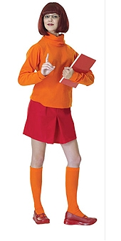 Velma from Scooby doo costume adult 16500