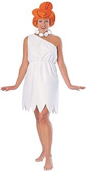 Wilma Flintstone costume 15737 adult