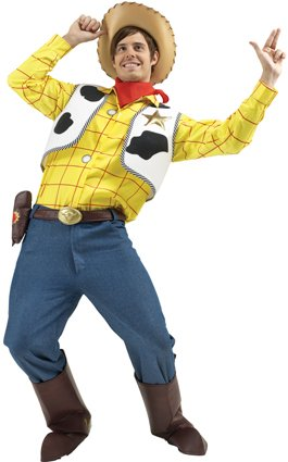 Disney's Woody costume adult 888590
