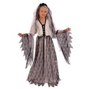 Zombie Corpse Bride costume CC643 - Large 8-10 yea